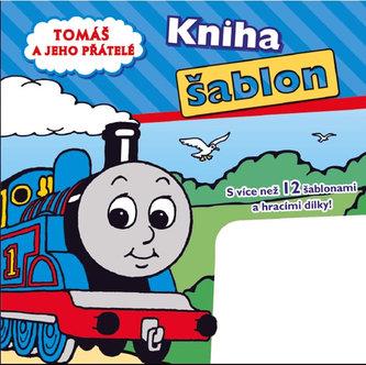 Tomáš a jeho přátelé Kniha šablon
