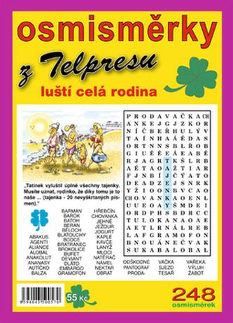 Osmisměrky z Telpresu luští celá rodina 1/2010