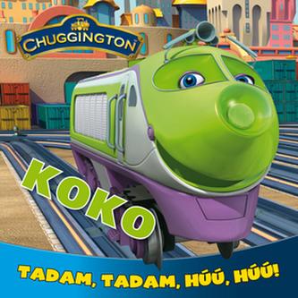 Chuggington Koko