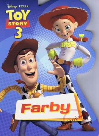 Toy Story 3: Farby