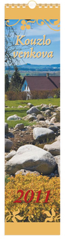 Kouzlo venkova 2011 - nástěnný kalendář