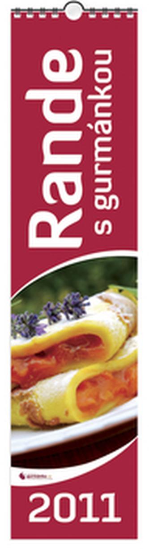 Rande s gurmánkou 2011 - nástěnný kalendář