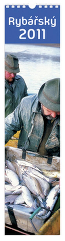Rybářský 2011 - nástěnný kalendář