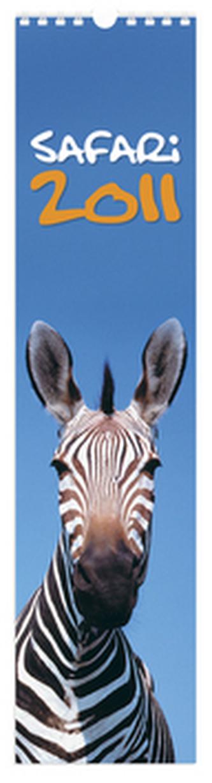 Safari 2011 - nástěnný kalendář