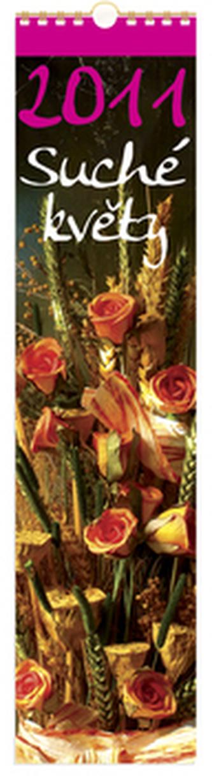 Suché květy 2011 - nástěnný kalendář