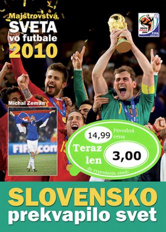 Slovensko prekvapilo svet