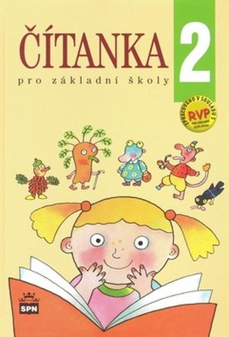 Čítanka 2 pro základní školy - Jana Čeňková