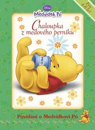 Medvídek Pú Chaloupka z medového perníku