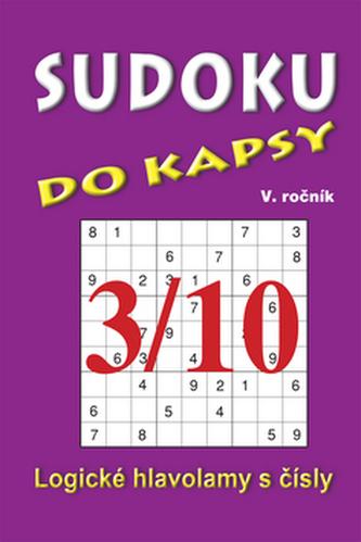 Sudoku do kapsy 3/10