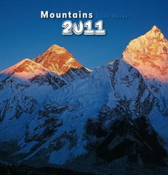 Hory Jan Hocek 2011 - nástěnný kalendář
