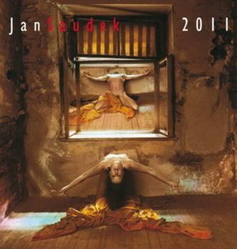 Jan Saudek 2011 - nástěnný kalendář