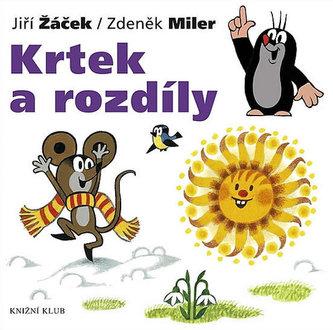 Krtek a rozdíly - Jiří Žáček
