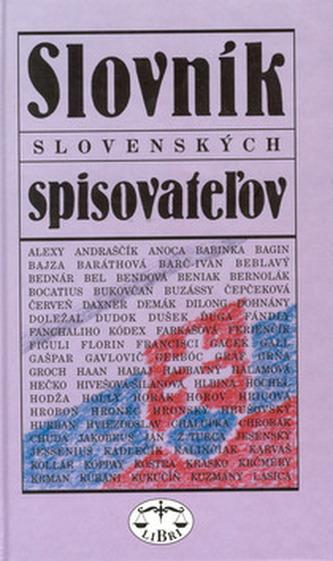 Slovník slovenských spisovatelů