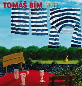 Tomáš Bím 2011 - nástěnný kalendář
