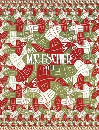 M. C. Escher 2011 - nástěnný kalendář