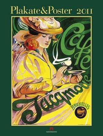 Plakáty 2011 - nástěnný kalendář