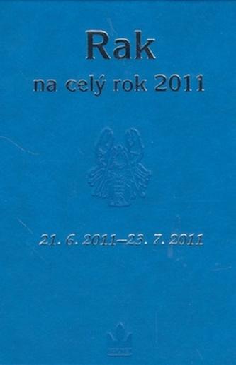 Horoskopy na celý rok 2011 Rak