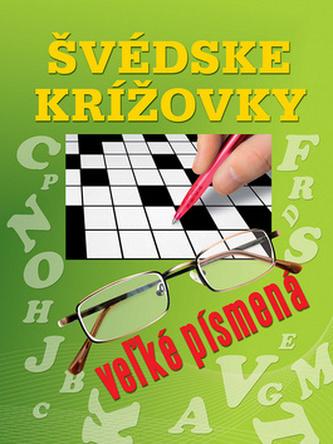Švédske krížovky veľké písmená