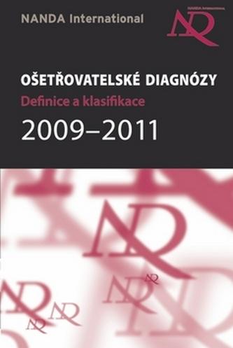 Ošetřovatelské diagnózy 2009-2011