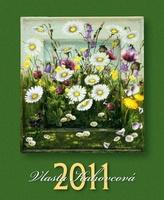 Vlasta Kahovcová - nástěnný kalendář