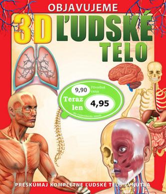 Objavujeme 3D žudské telo