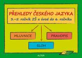 Přehledy českého jazyka 3.-5. ročník ZŠ a úvod do 6.ročníku