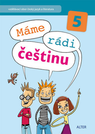 Máme rádi češtinu 5 - Náhled učebnice