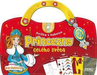 Princezny - Knížka v kabelce - 2. vydání