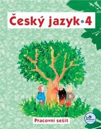 Český jazyk 4 pracovní sešit - Josef Molnár