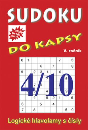 Sudoku do kapsy 4/2010