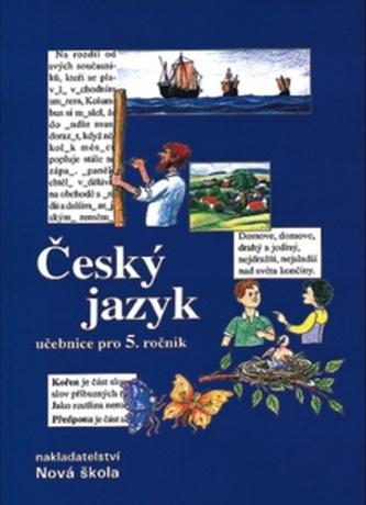Český jazyk Učebnice pro 5. ročník
