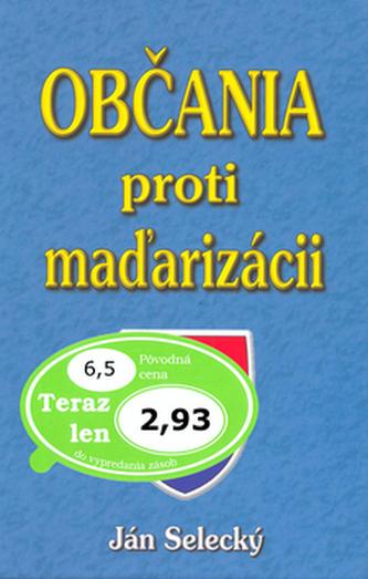 Občania proti maďarizácii