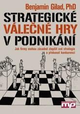 Strategické válečné hry v podnikání