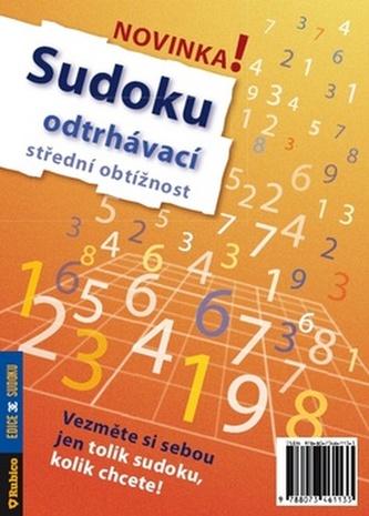 Sudoku odtrhávací