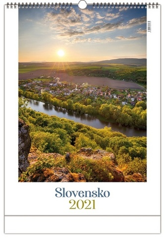 Slovensko 2011 - nástenný kalendár