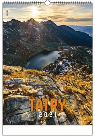 Vysoké Tatry 2011- nástenný kalendár