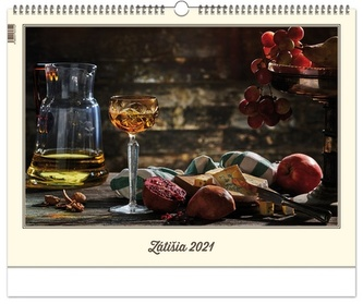 Muži 2011 - nástenný kalendár