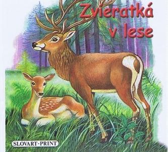 Zvieratká v lese - leporelo