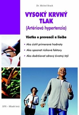 Vysoký krvný tlak Artériová hypertenzia