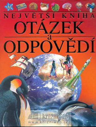 Největší kniha otázek a odpovědí - Lance Hattatt