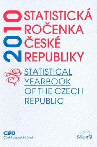Statistická ročenka České Republiky 2010