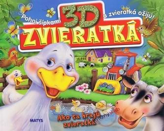 Ako sa hrajú zvieratká-3D Zvieratká