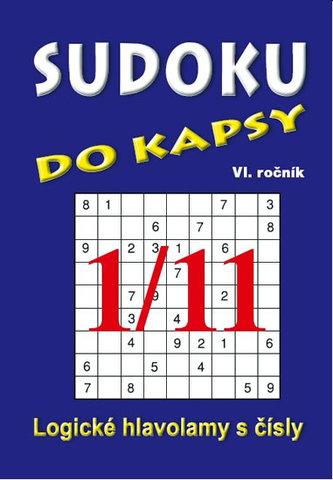 Sudoku do kapsy 1/11