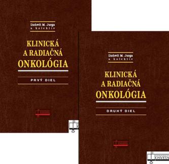 Komplet 2 ks Klinická a radiačná onkológia Prvý a druhý diel