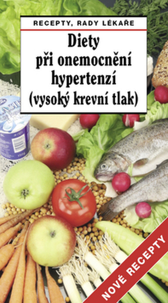 Diety pri onemocnění hypertenzí (vysoký krevní tlak)