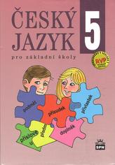 Český jazyk 5 pro základní školy