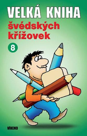 Velká kniha švédských křížovek 8.