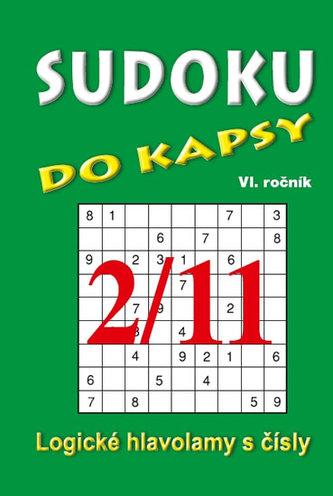 Sudoku do kapsy 2/2011
