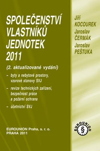 Společenství vlatníků bytových jednotek 2011