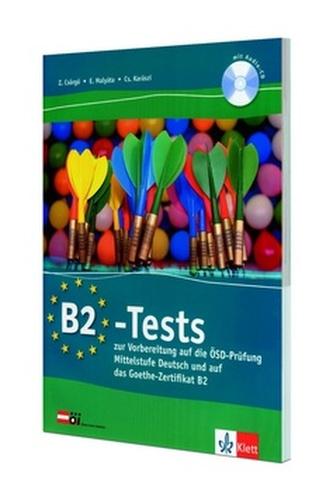 B2 - Test zu B2 - Finale - kniha testů z němčiny